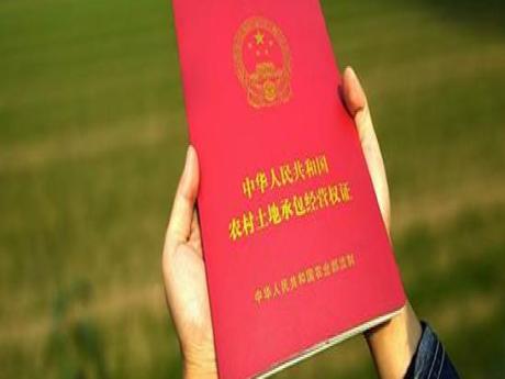 土地承包法的修改与农地三权分置改革。[阅读]