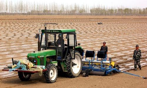 今年上半年农机购置补贴政策落地见效 呈现新亮点